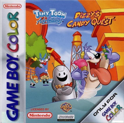 Dizzy's Candy Quest Cover