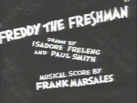 Freddy-the-Freshman