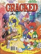 Cracked Magazine Tiny Toon Adventures