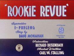 RookieRevenue
