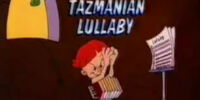 Tazmanian Lullaby