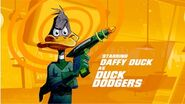 Duck dodgers animated series