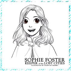 Sophie Foster Keeper of the Lost Cities