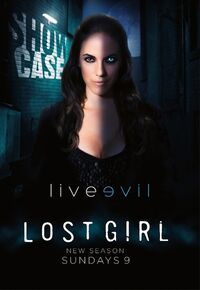 MP-Lost Girl Season 3 Showcase