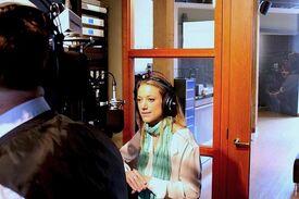 Zoie Palmer on Ward and Al (Canada Talks-SiriusXM) (June 2013)