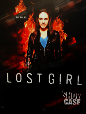 Showcase Fan Expo 2014 - Bo Rules poster