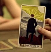 Wanderer card (308)