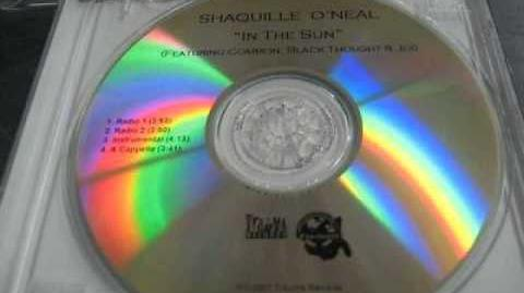 Shaquille O'Neal - In The Sun (feat