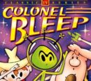 Colonel Bleep (Partially lost late 1950s-early 1960s cartoon)