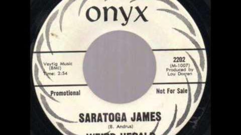 Weird Herald - Saratoga James