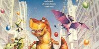 We're Back, A Dinosaur Story lost scene