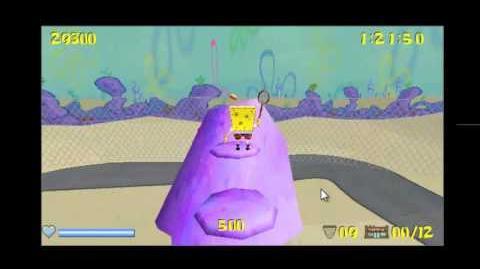 SpongeBob SquarePants Saves the Krusty Krab 3D (2002 Nick.com game)