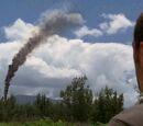 Columna de humo