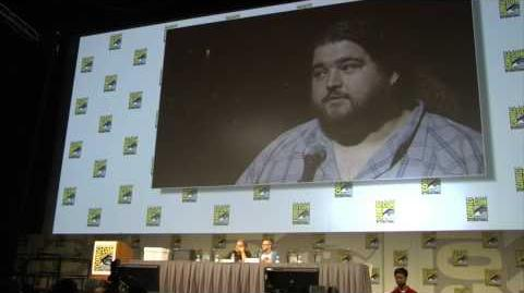 Lost Comic Con 2009 Panel - Part 2 HD