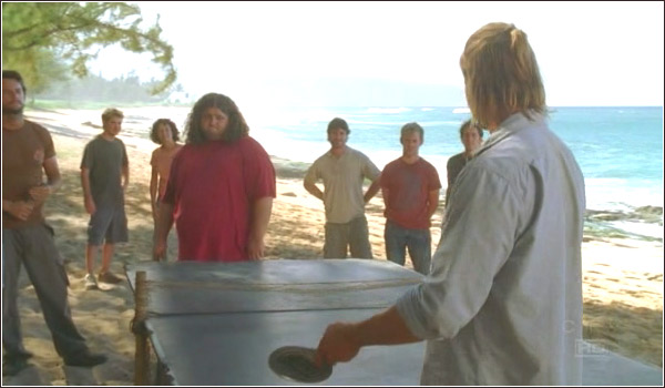 File:Images screen captures S3E11 Sawyer Hurley Ping Pong.jpg