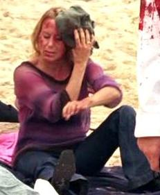 File:Woman in Pink Shirt.jpg