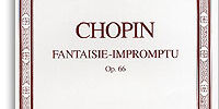 Fantaisie-Impromptu in C-Sharp Minor
