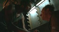2x14 SayidAndBenry