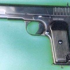 Pistolet TT-33