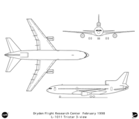 The Lockheed L-1011 TriStar