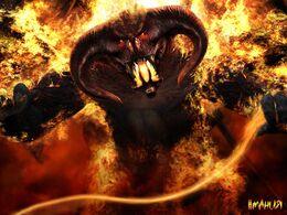 Morgoth's Balrog