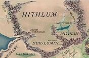 Map of Hithlum