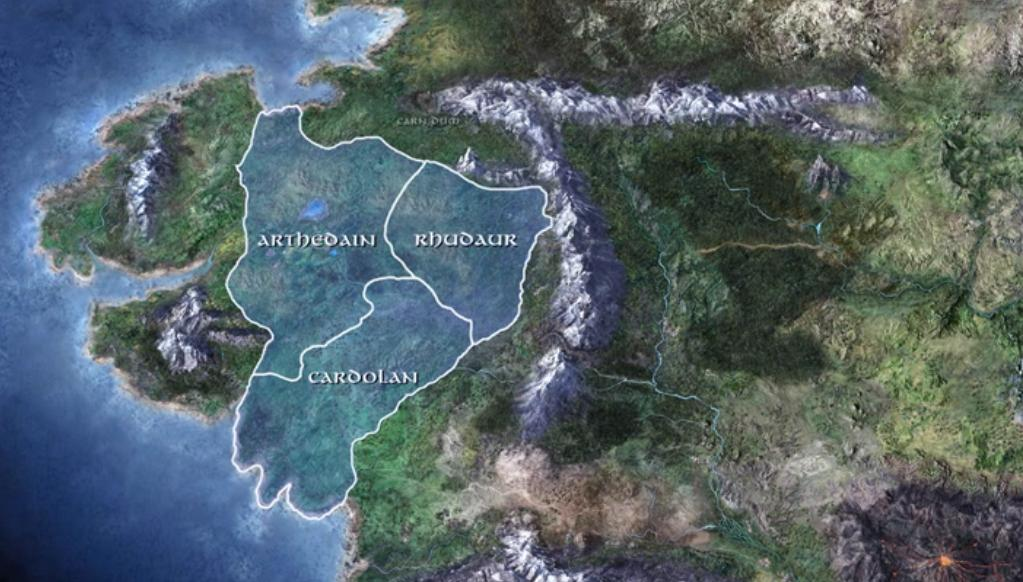 Rhudaur  The One Wiki to Rule Them All  FANDOM powered by Wikia