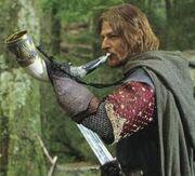 BoromirHorn