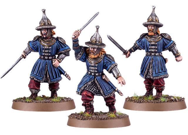 File:Hobbit Miniature Game - Lake-town Guard (Swordsmen) 1.jpg