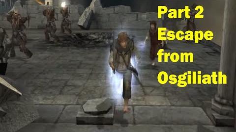 Escape from Osgiliath