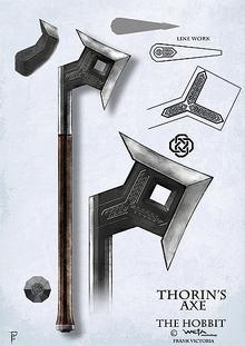 Thorin's Axe