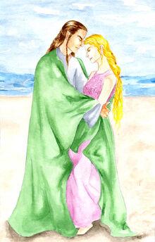 Turukano and Elenwe by Filat