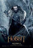 Hobbit the desolation of smaug thorin-armitage poster2