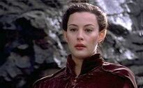 Arwen at Helm's Deep