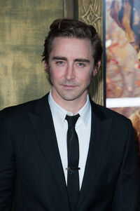 Lee Pace NY Premiere