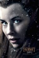 Tauriel TBOT5A Poster