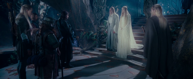 File:Celeborn and Galadriel with the Fellowship.png