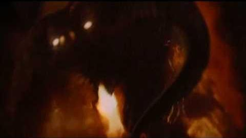 Epic Battle Gandalf vs. the Balrog
