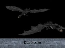 Kaltdrache the dragon