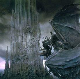 John Howe - The Dark Tower