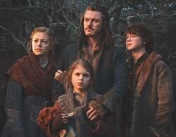 Tilda, daughter of Bard the bowman