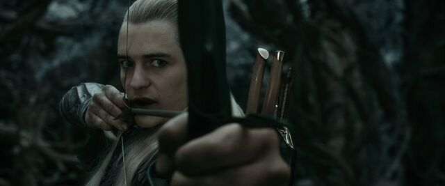 File:Desolation - Legolas in Mirkwood.jpg