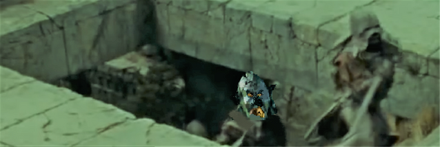 Did you ever hear that goblins were in the Amon Hen battle