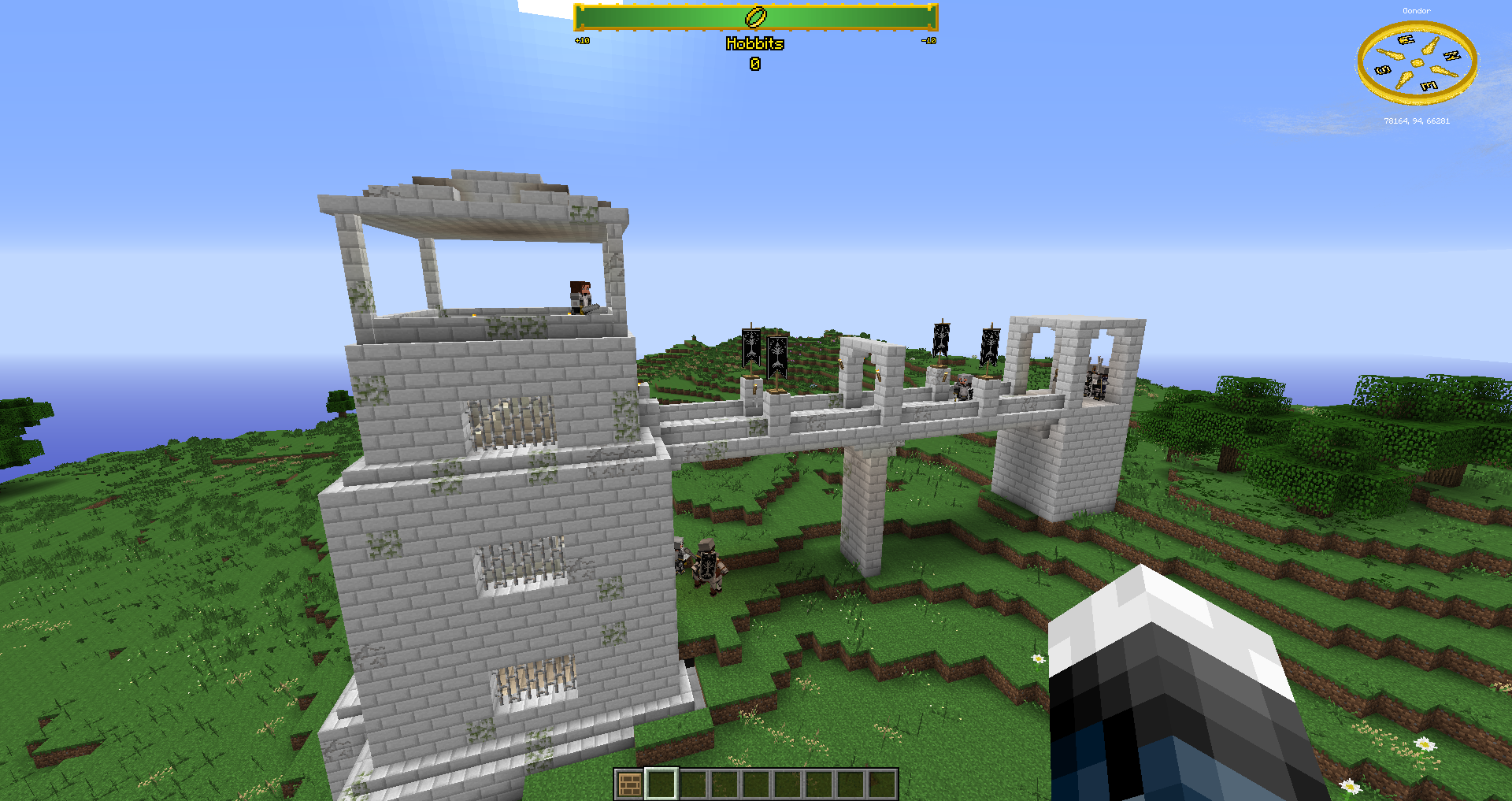 Gondor   The Lord of the Rings Minecraft Mod Wiki   Fandom powered ...