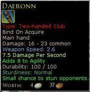 Daeronn