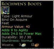 Rochwen's Boots