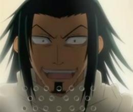 Ueki father