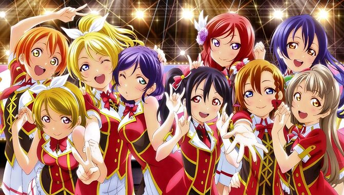Image result for Love Live