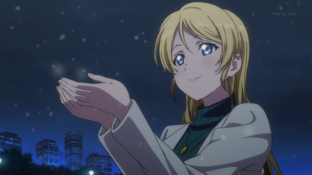 Image result for eli ayase  love live