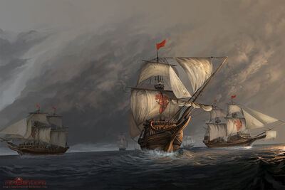Invasion of Westbride Fleet